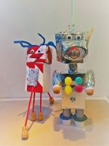 FRICKELclub_Kinder_Geburtstag_Ufos_Roboter_Aliens_Recycling_DIY_Basteln_ (52)