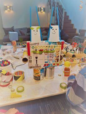 FRICKELclub_Recycling_Geburtstagsbasteln_Kinder_Bastelaktion (10)
