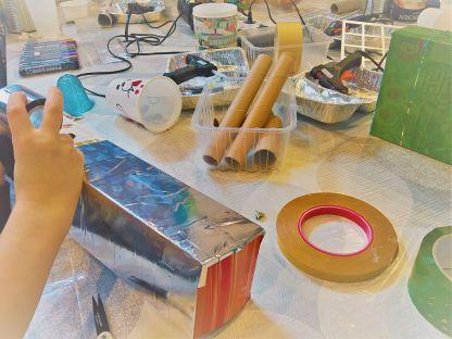 FRICKELclub_Recycling_Geburtstagsbasteln_Kinder_Bastelaktion (5)