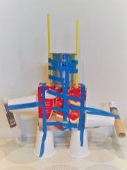 FRICKELclub_Recycling_Geburtstagsbasteln_Kinder_Ninjago_Spinjitzu_Aliens_Roboter_Fahrzeuge (4)