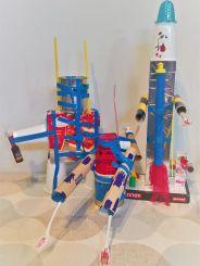 FRICKELclub_Recycling_Geburtstagsbasteln_Kinder_Ninjago_Spinjitzu_Aliens_Roboter_Fahrzeuge (5)