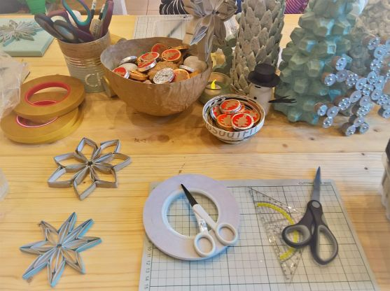 FRICKELclub_Mini_Recycling_Workshop_Sterne_Konfettiwolke (2)
