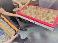 FRICKELclub_Recycling_Basteln_Kinder_Murmel_Irrgarten_Spiel (14)