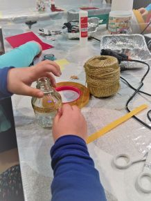FRICKELclub_Recycling_kreativ_Workshop_Kinder_Weihnachten (17)