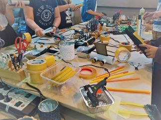 KulturRegion_Industriekultur_Junior_FRICKELclub_Upcycling_Workshop (8)