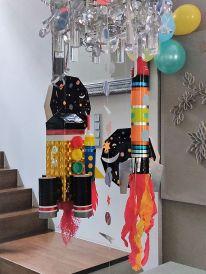FRICKELclub_Recycling_Geburtstagsbasteln_Raketen_Kinder (23)