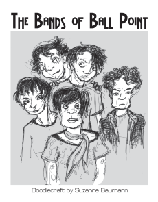 The Bands of Ball Point