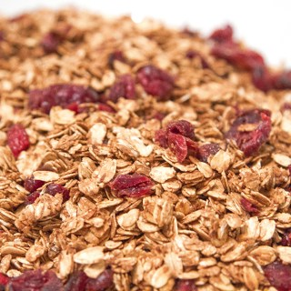 Cinnamon Cranberry Granola Fridge to Fork