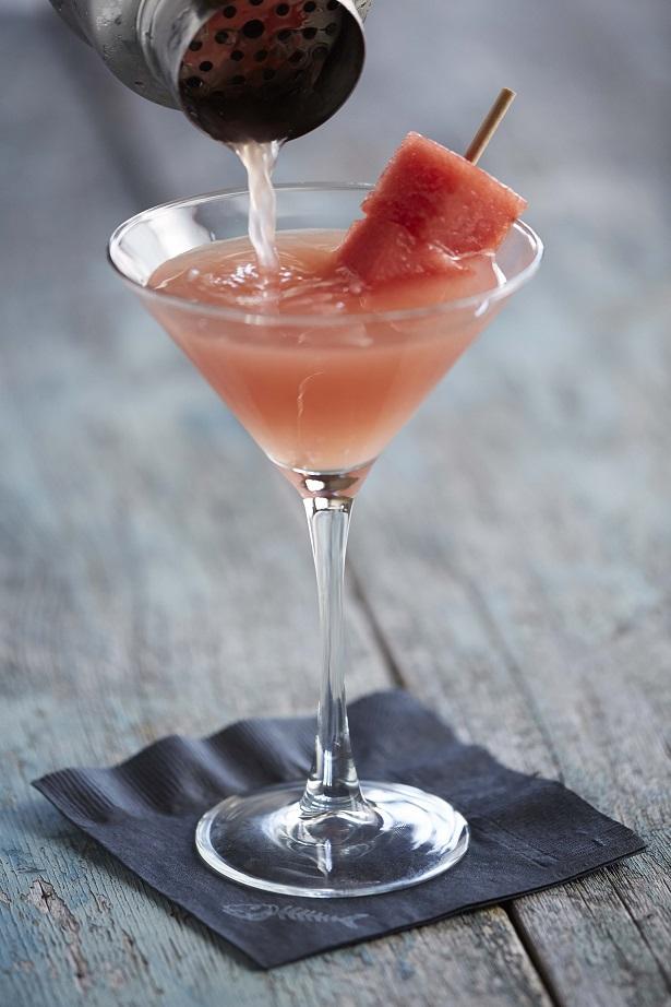 Bonefish Grill Fresh Watermelon Martini