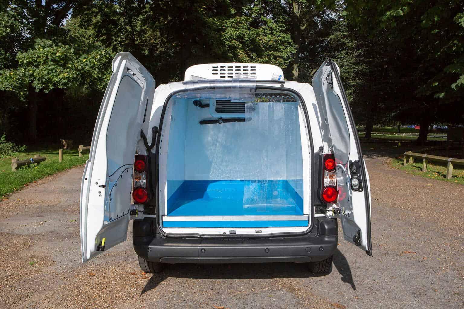 Spot Rental Vans