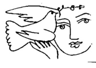 Logo des Bundesausschuss Friedensratschlag.