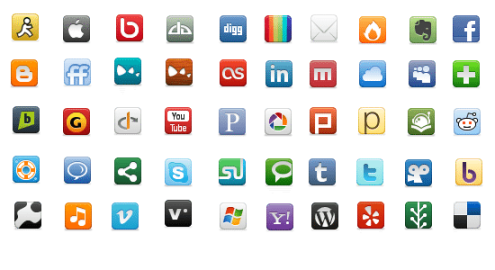 specialized social media