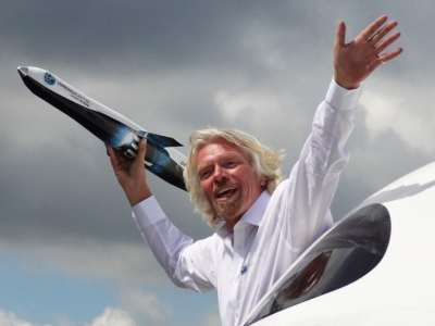Case Study: Richard Branson