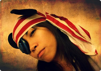"Pirate Girl (""Yargh! matey"" (CC) by Janine)"