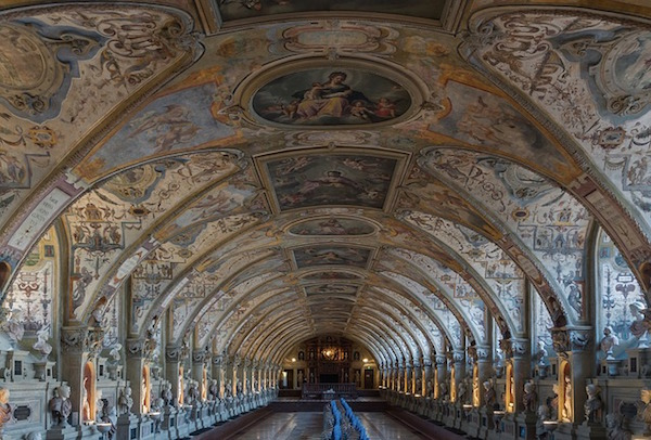 antiquarium-residenz-munich