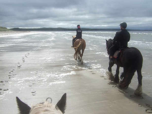 Make time to see at least one beach along the Ring of Kerry, on foot or on horseback!