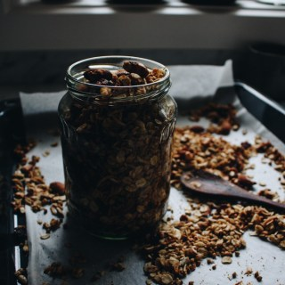 Low FODMAP Granola