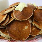 Amish Friendship Bread Pancakes