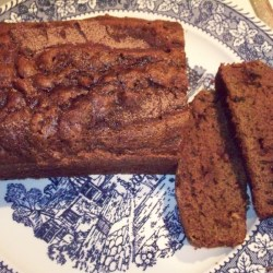 Chocolate Peanut Butter Amish Friendship Bread by Kathy Humphres | friendshipbreadkithcen.com