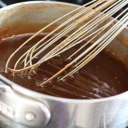 Caramel Glaze | www.friendshipbreadkitchen.com #amishfriendshipbread #friendshipbread #glaze #caramel