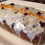 Cranberry Orange Amish Friendship Bread