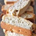 Amish Friendship Bread Biscotti