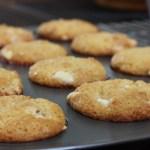 White Chocolate Macadamia Nut Cheesecake Amish Friendship Bread