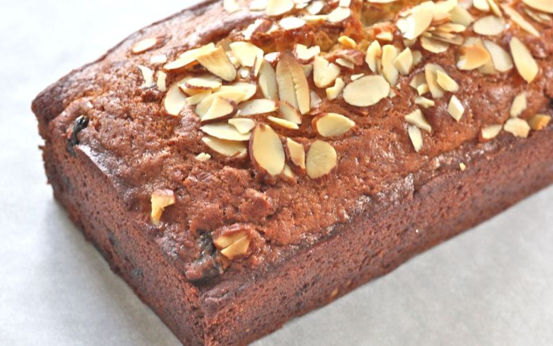 Cherry Almond Amish Friendship Bread