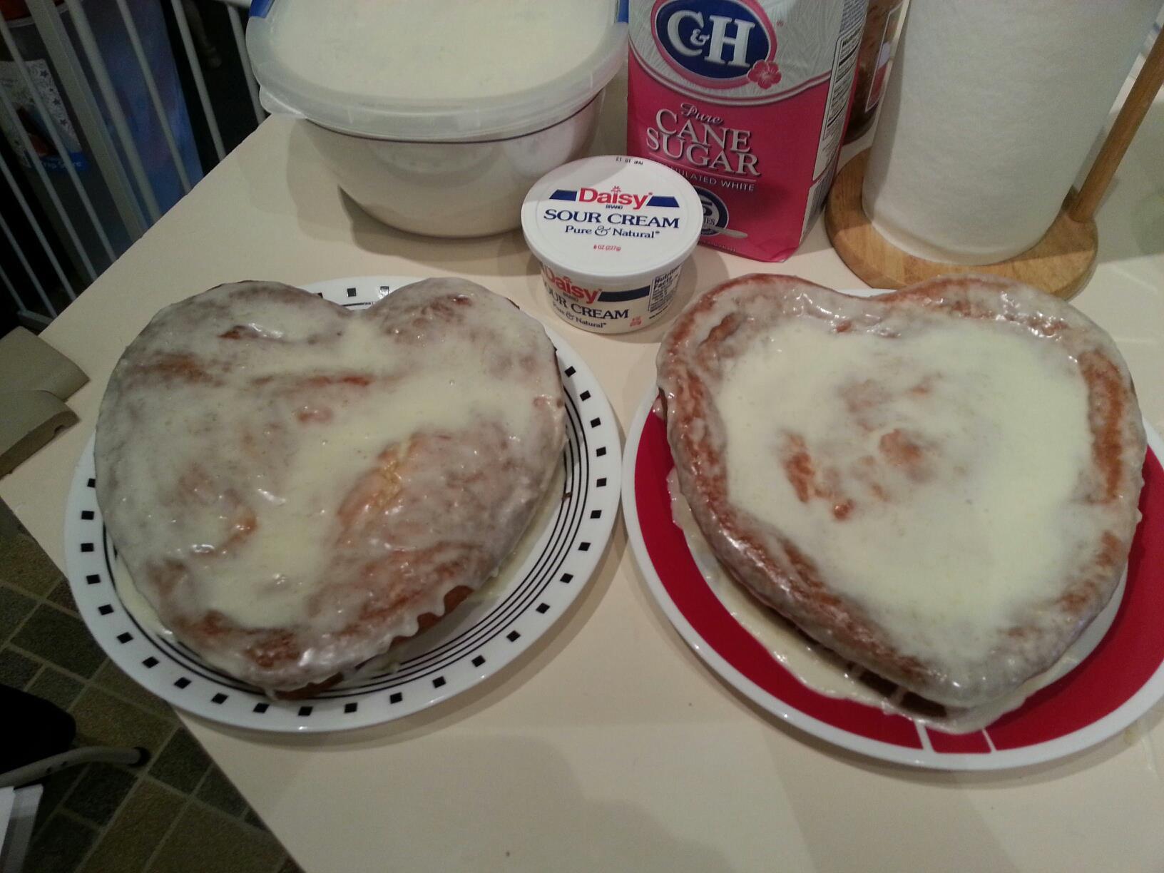 Lemon Cheesecake Amish Friendship Bread by Nancy Hubbard | friendshipbreakitchen.com