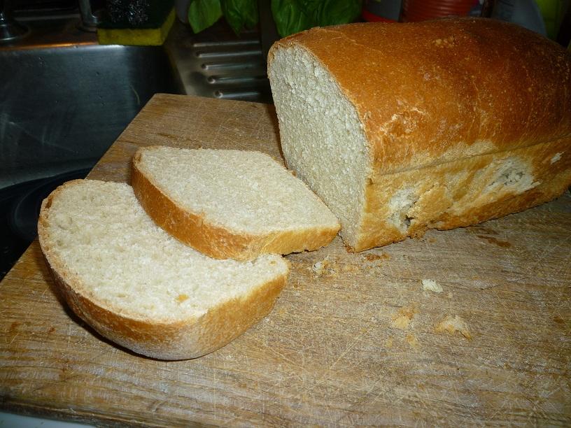 Rustic Sourdough Amish Friendship Bread by Brenda Halbardier ♥ friendshipbreadkitchen.com