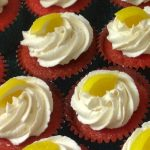 Amish Friendship Bread Strawberry Lemonade Cupcakes