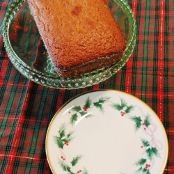 Egg Nog Amish Friendship Bread by Rebecca Givens | friendshipbreadkitchen.com