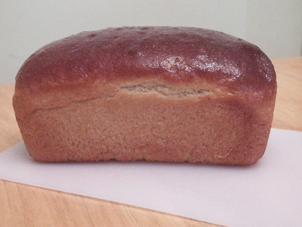 100% Whole Wheat Amish Friendship Bread by Melody O'Banion | friendshipbreadkitchen.com