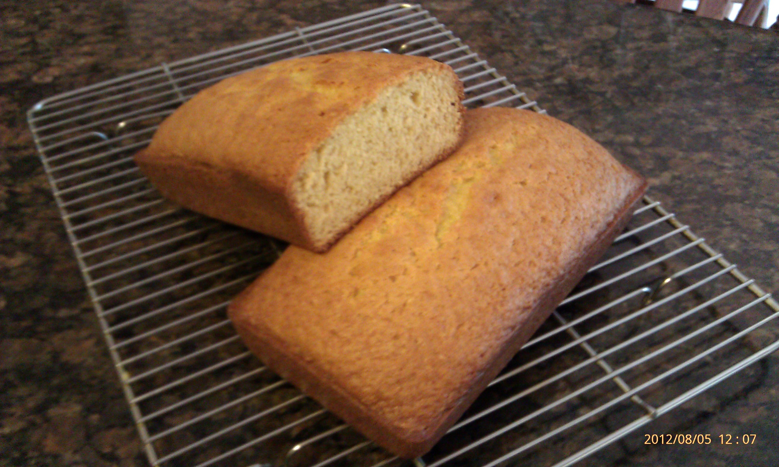 Cardamom Amish Friendship Bread by Donna Bennet Bania | friendshipbreadkitchen.com
