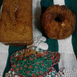 Gluten Free Dairy Free Gingerbread Amish Friendship Bread by Beverly Horner | friendshipbreadkitchen.com