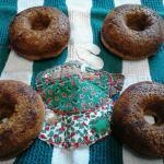 Amish Friendship Bread Donuts (Gluten Free)