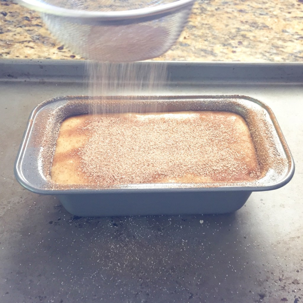 Cinnamon Sugar Amish Friendship Bread ♥ friendshipbreadkitchen.com