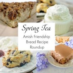Spring Tea Recipe Roundup
