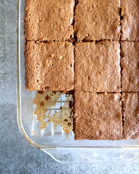 Amish Friendship Bread Brownies | friendshipbreadkitchen.com