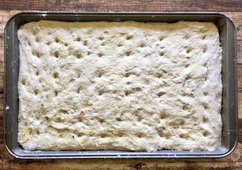 Amish Friendship Bread Focaccia   friendshipbreadkitchen.com