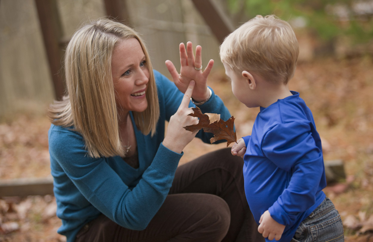 5 Ways To Encourage Communication With A Non Verbal Child