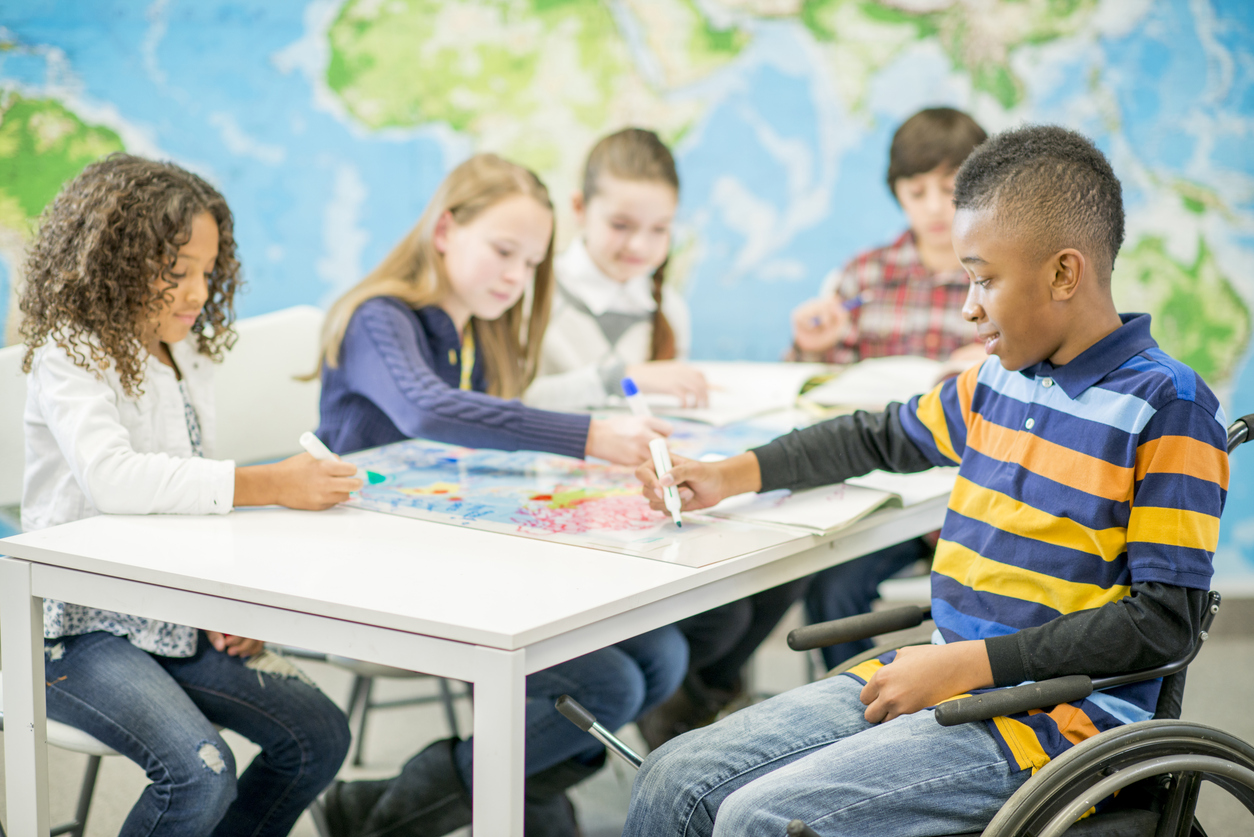8 Tips For Introducing A Student With Disabilities To An