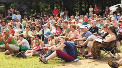 2013 Wild Goose Festival in Hot Springs, N.C. ©Nate Baker-Lutz/IVP