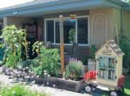 A garden apartment at Friends House