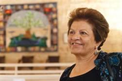 Jean Zaru, clerk of Ramallah Friends Meeting