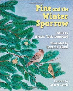 pine-and-the-winter-sparrow