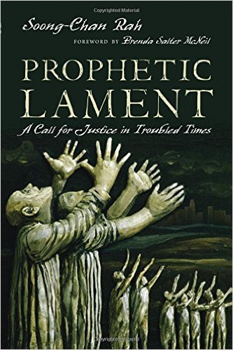 Prophetic Lament Cover