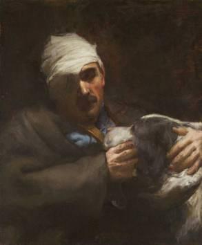 Susan Macdowell Eakins (1851–1938) Portrait of Lieutenant Jean-Julien Lemordant, 1917 Oil on canvas, 30 1/8 × 25 in. Courtesy of Debra Force Fine Art, New York