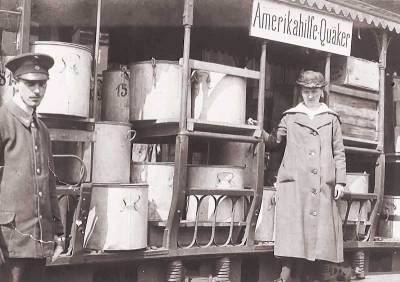 Child Feeding Program in Germany, 1919-1921. © AFSC Archive.