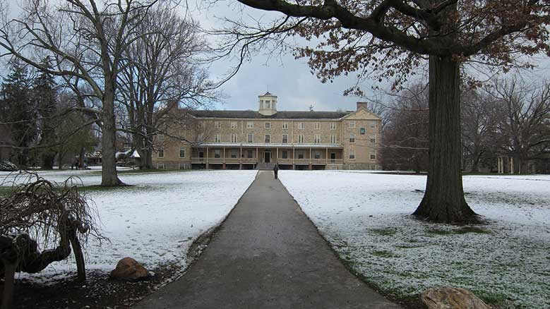 Founders Hall Of Haverford College Pennsylvania Tlonorbis Via Wikimedia